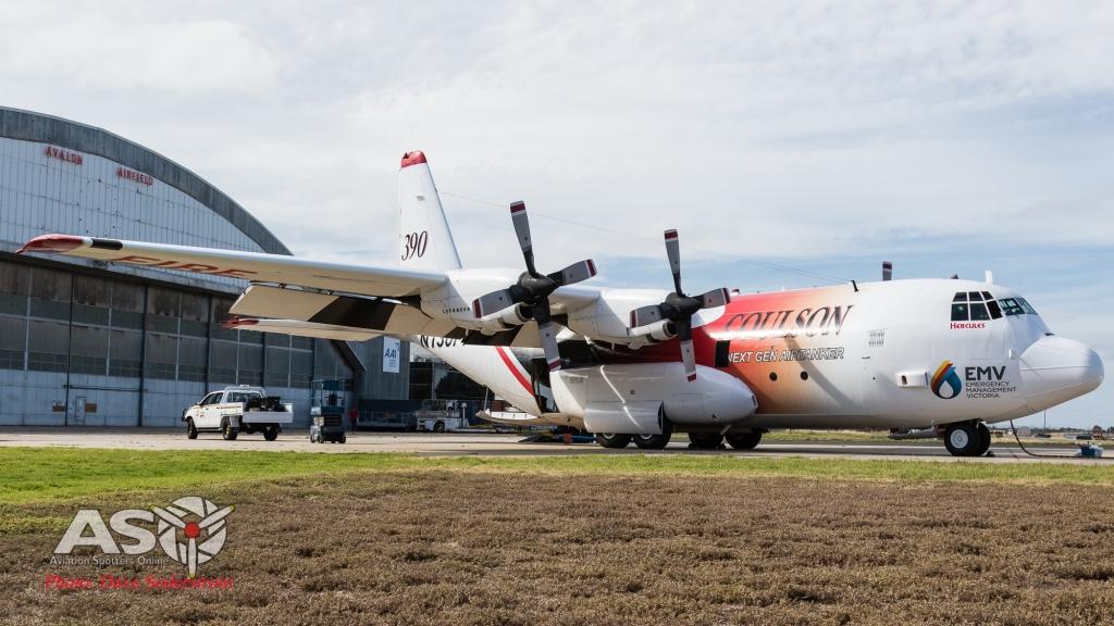 Australian Fire Season 2017/18 Overview - Aviation Spotters Online