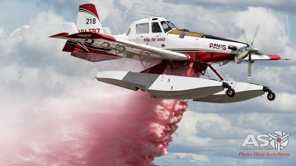 VH-FBZ Pays Air Tractor 802 Fireboss (1 of 1)