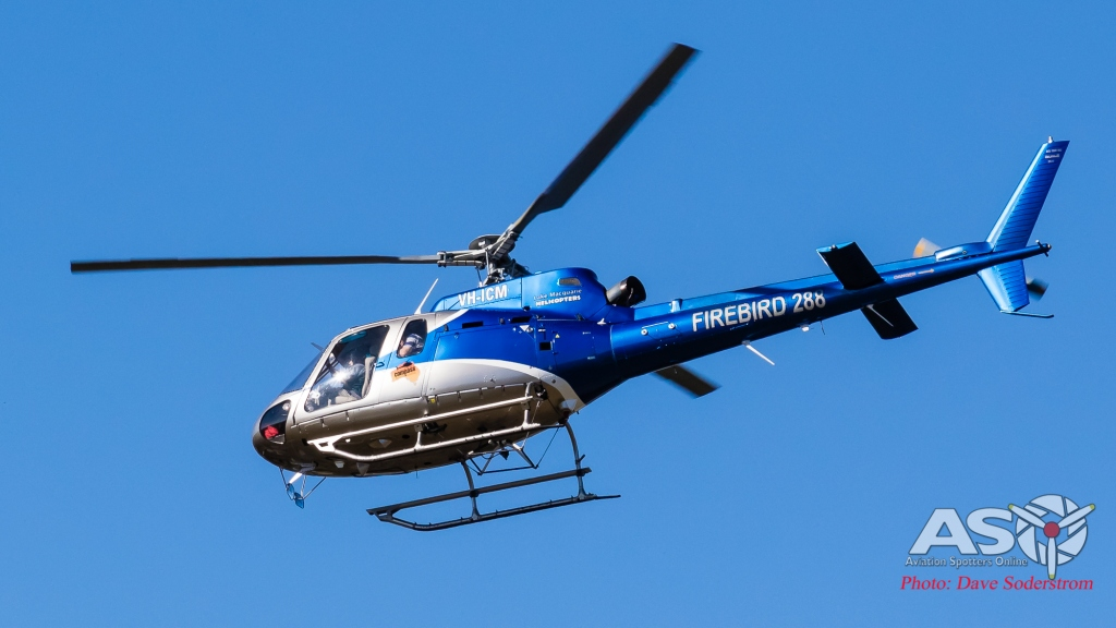 VH-ICM Lake Macqurie AS350 ASO (1 of 1)