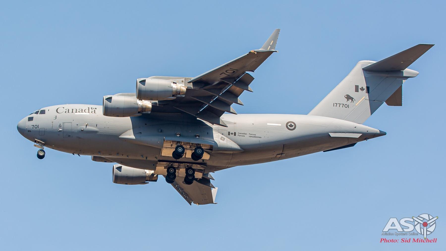 RCAF CC-177 Globemaster 177705