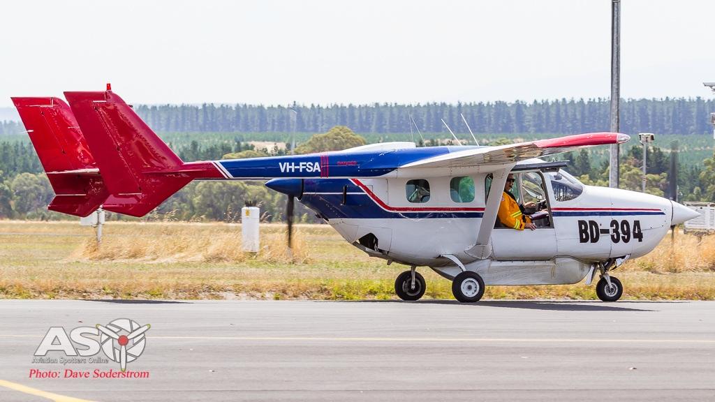 VH-FSA Cennsa 337 Birddog ASO (1 of 1)