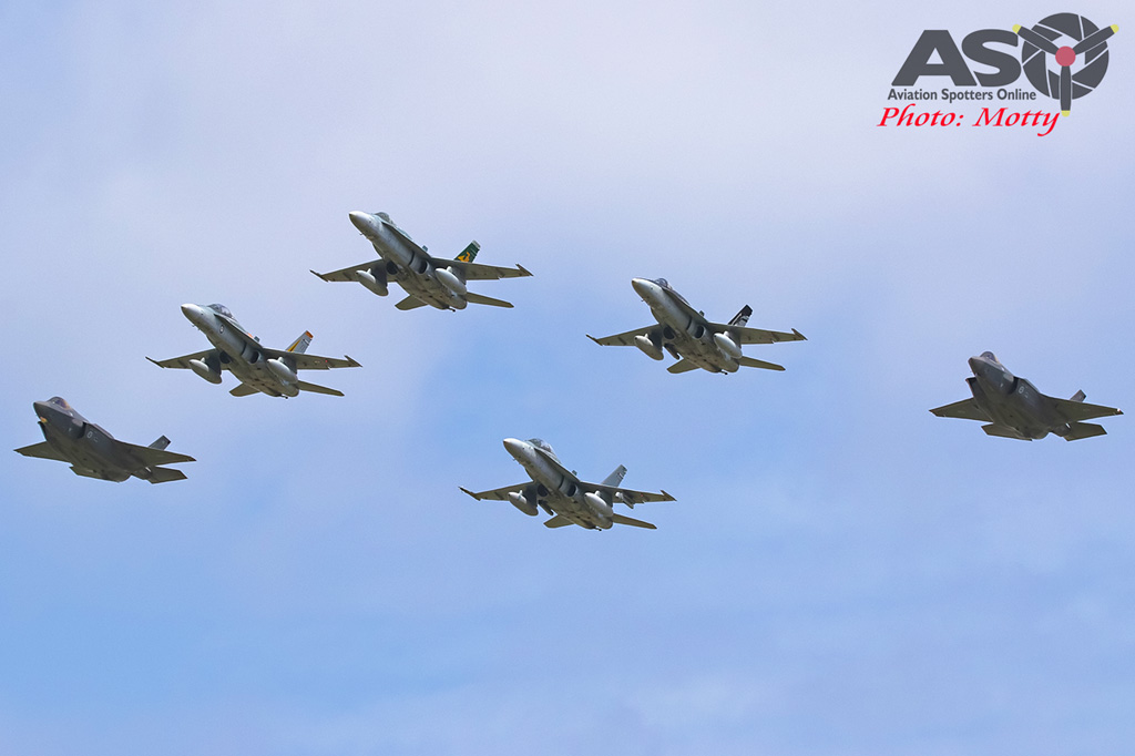 Mottys-First RAAF F-35 Arrivals at Williamtown-01225-ASO
