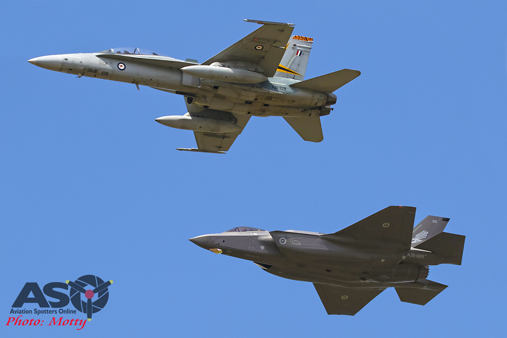 Mottys-First RAAF F-35 Arrivals at Williamtown-01247-ASO