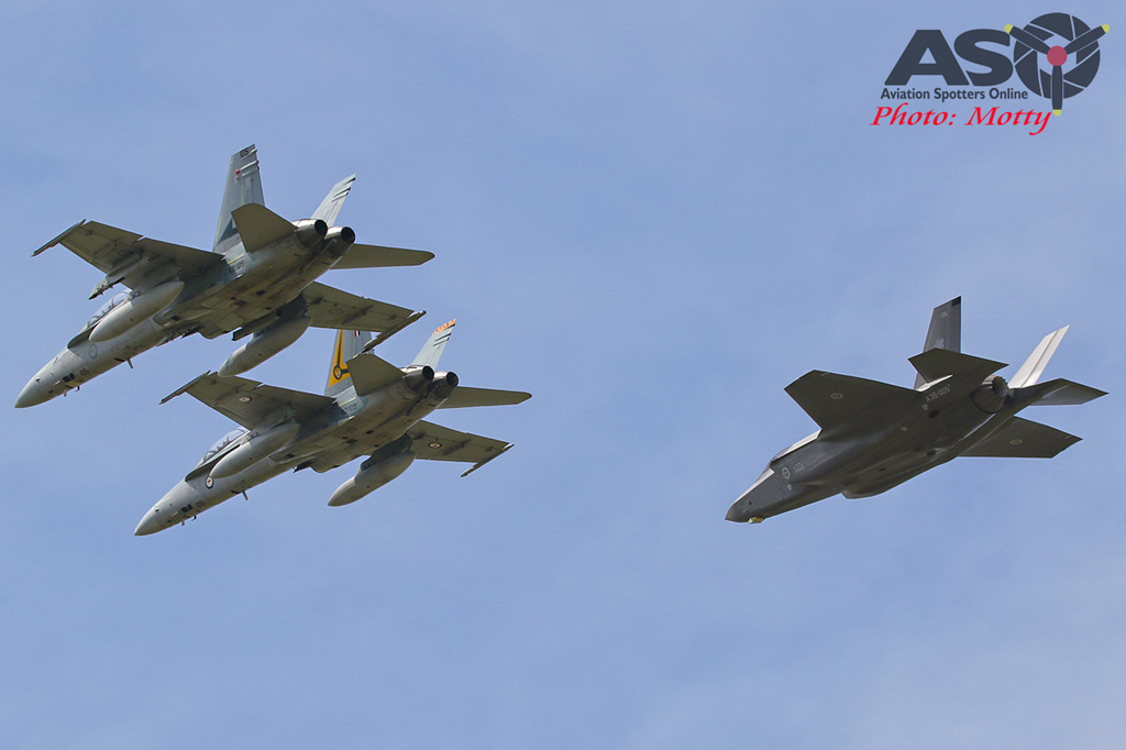 Mottys-First RAAF F-35 Arrivals at Williamtown-01262-ASO