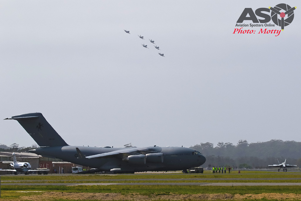Mottys-First RAAF F-35 Arrivals at Williamtown-01319-ASO