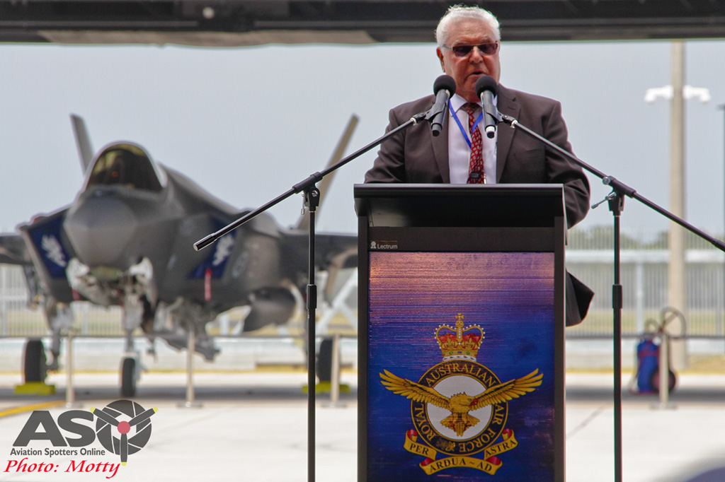 Mottys-First RAAF F-35 Arrivals at Williamtown-02742-ASO
