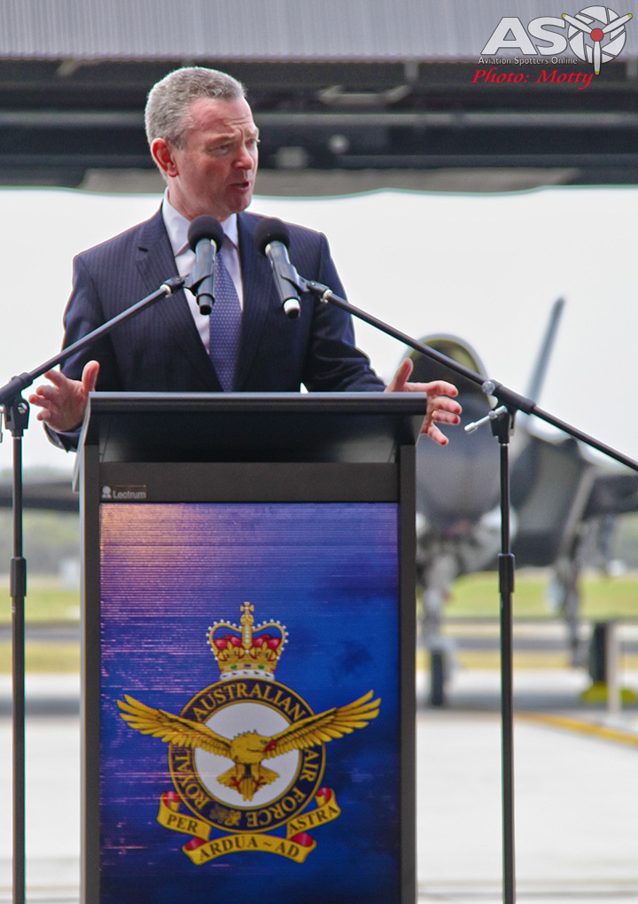 Mottys-First RAAF F-35 Arrivals at Williamtown-02782-ASO