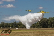 Mottys AT802 Water Bomber 1001 Gunnedah 2015