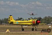 Mottys Yak-52 VH-MHH 1004 Gunnedah 2015