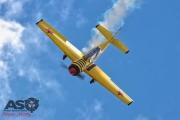 Mottys Yak-52 VH-MHH 1005 Gunnedah 2015