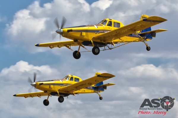 Mottys AT802 Water Bomber 0002 Gunnedah 2015