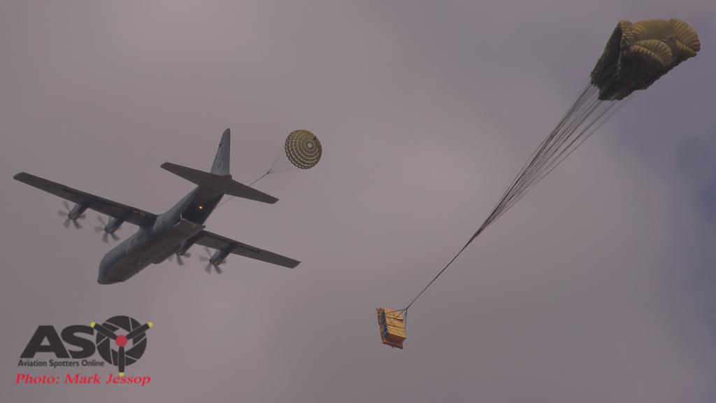 A97-450 pallet drop