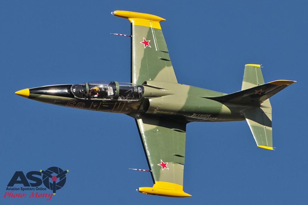 Mottys L-39 VH-IOT 0006 HVA 2015