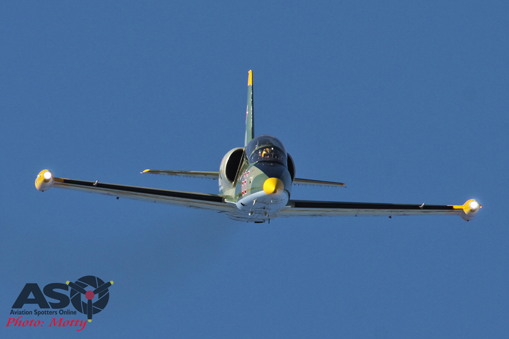 Mottys L-39 VH-IOT 0010 HVA 2015