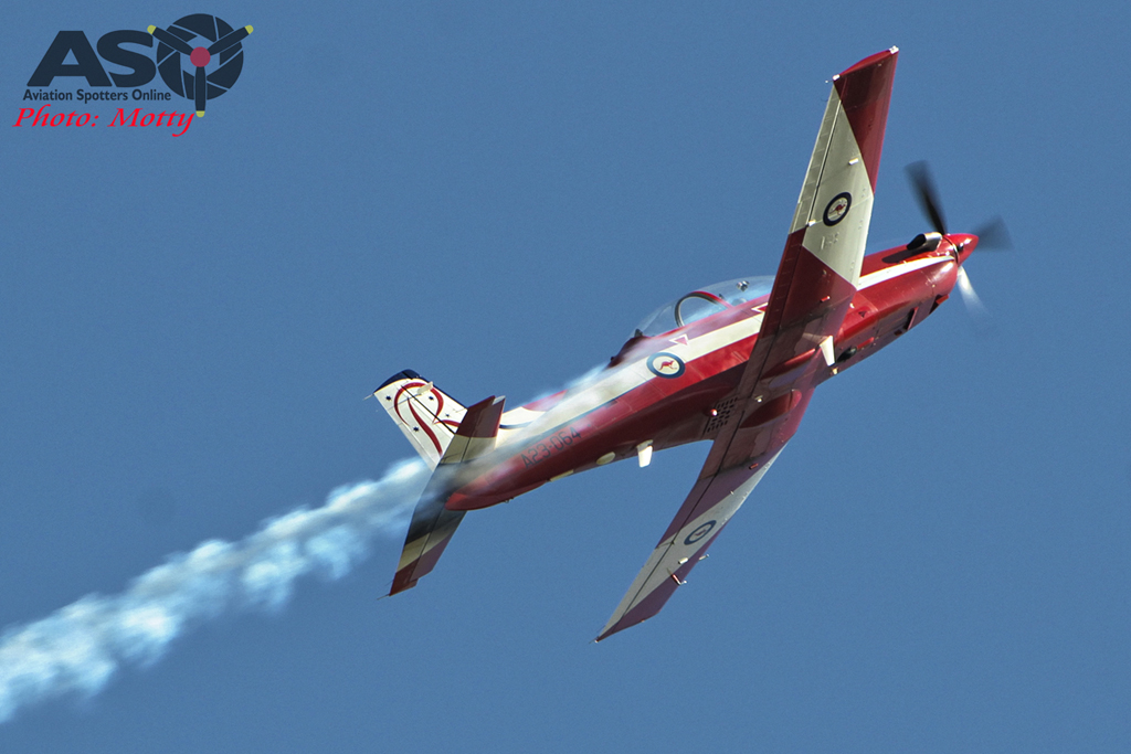 Mottys RAAF Roulette 0016 HVA 2015