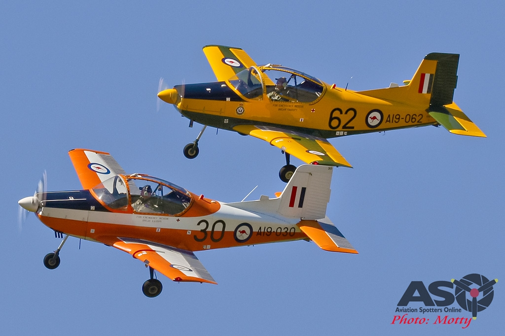Mottys-HVA2019-RAAF-Trainers-Winjeel-CT-4-VH-WJE-VH-CTK-VH-CTV-VH-CTQ-03594-DTLR-1-001-ASO
