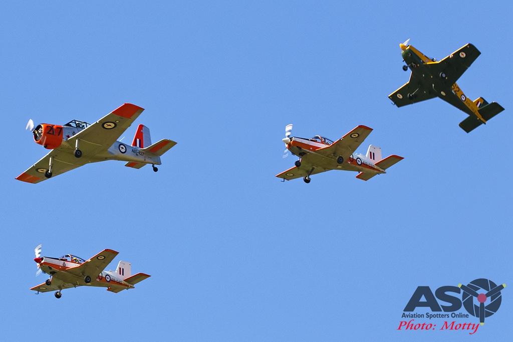 Mottys-HVA2019-RAAF-Trainers-Winjeel-CT-4-VH-WJE-VH-CTK-VH-CTV-VH-CTQ-04686-DTLR-1-001-ASO