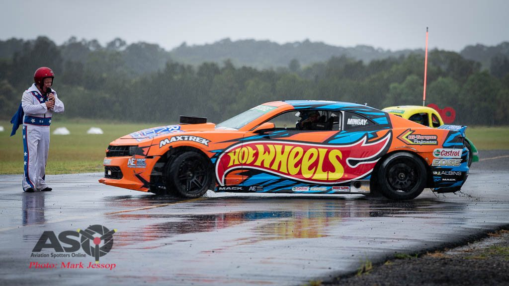 The Hot Wheels car in action  HVA-2021-Mark-Jessop-2021-21