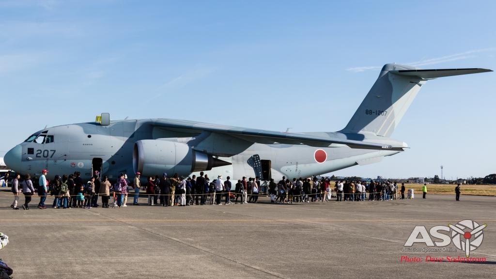 JASDF Kawasaki C-2 - KoKu-Jieitai