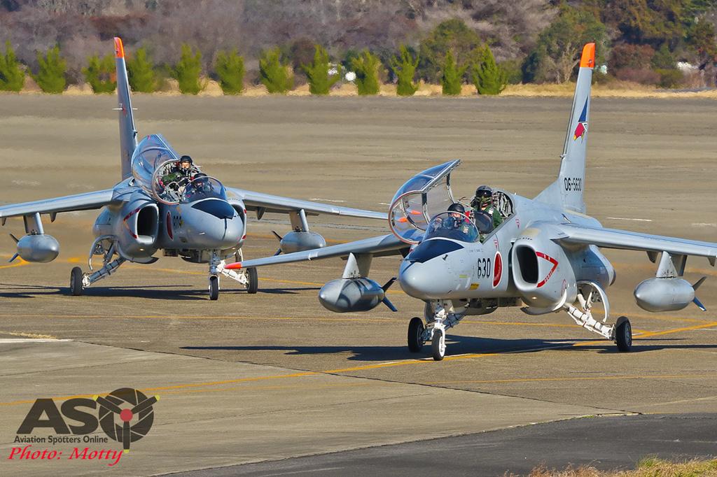 Mottys-JASDF 302 Sqn T-4 Hyakuri-2018_12_18_05486-ASO