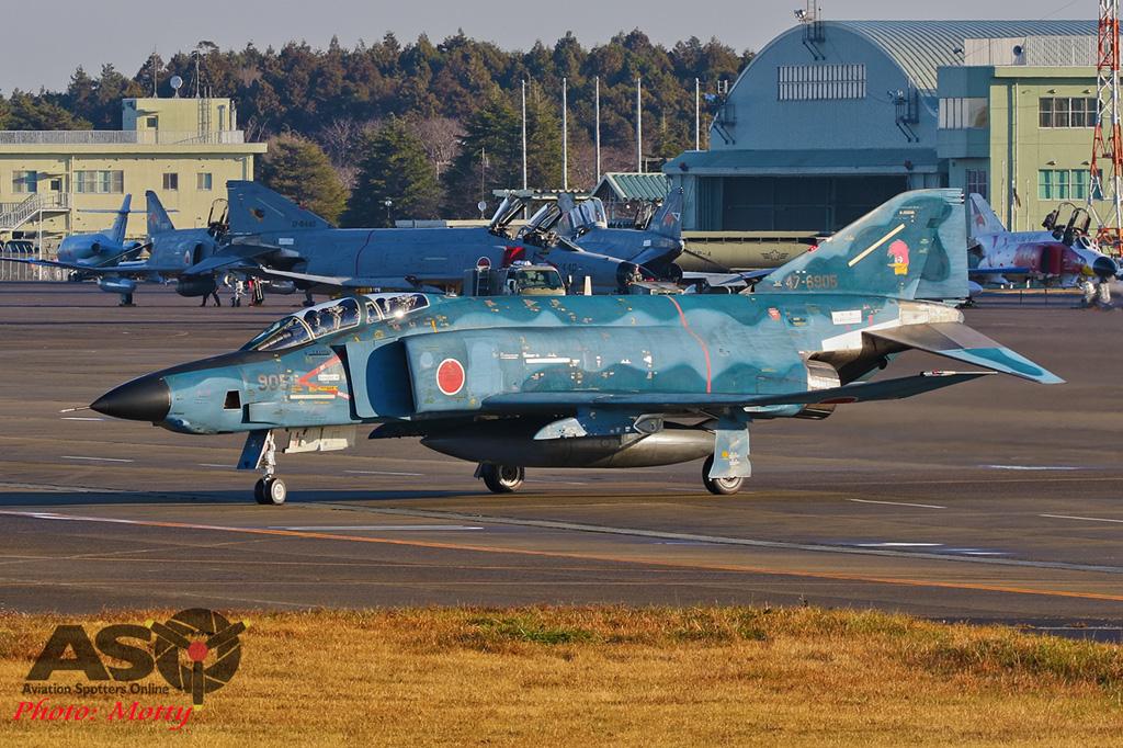 Mottys-JASDF 501 Sqn RF-4E Kai Hyakuri-2018_12_18_00123-ASO