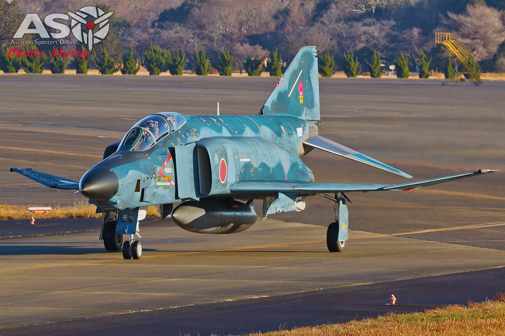 Mottys-JASDF 501 Sqn RF-4E Kai Hyakuri-2018_12_18_00168-ASO
