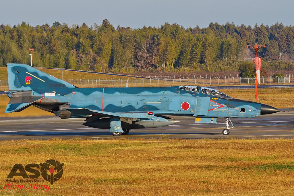 Mottys-JASDF 501 Sqn RF-4E Kai Hyakuri-2018_12_18_00268-ASO