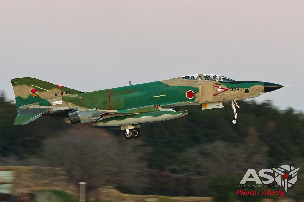 Mottys-JASDF 501 Sqn RF-4E Kai Hyakuri-2018_12_18_10066-ASO