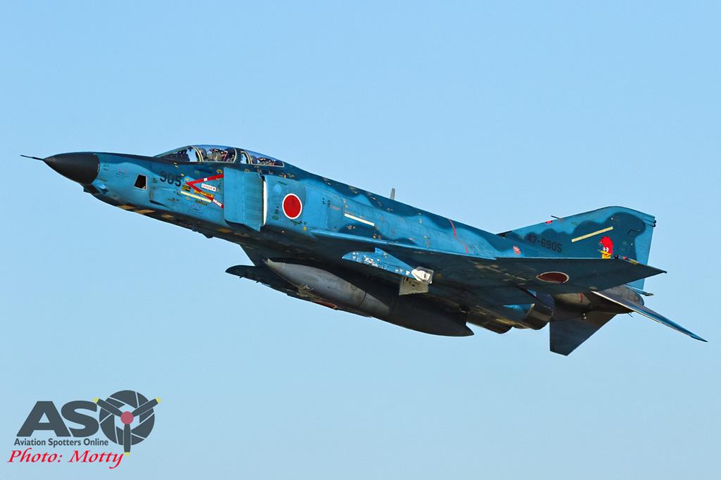 Mottys-JASDF 501 Sqn RF-4E Kai Hyakuri-2018_12_19_02628-ASO