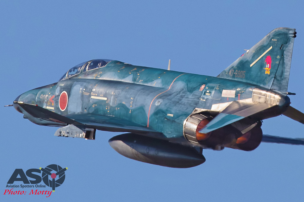 Mottys-JASDF 501 Sqn RF-4E Kai Hyakuri-2018_12_19_02665-ASO