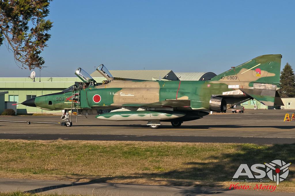 Mottys-JASDF 501 Sqn RF-4E Kai Hyakuri-2018_12_19_07651-ASO
