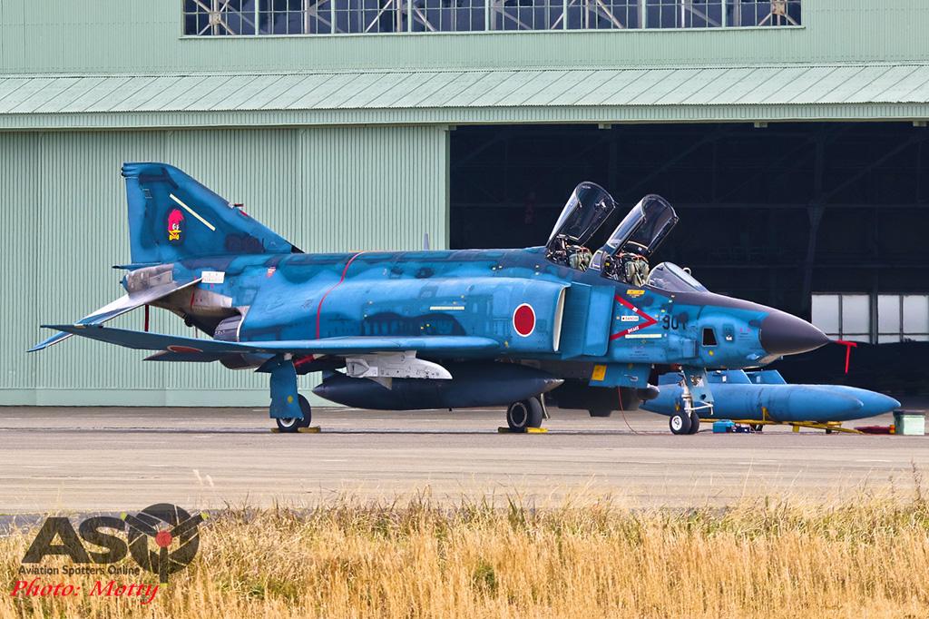 Mottys-JASDF 501 Sqn RF-4E Kai Hyakuri-2018_12_20_00869-ASO