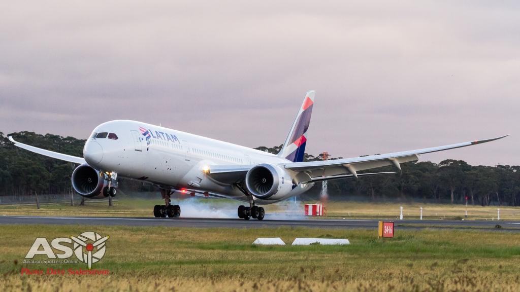 CC-BGN LATAM Boeing 787-9 ASO (1 of 1)