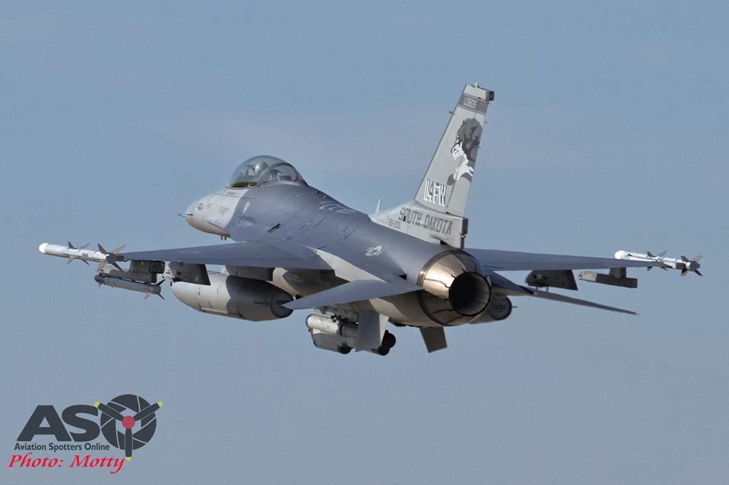 Mottys Kunsan TSP 114FW ANG Lobos F-16 0160