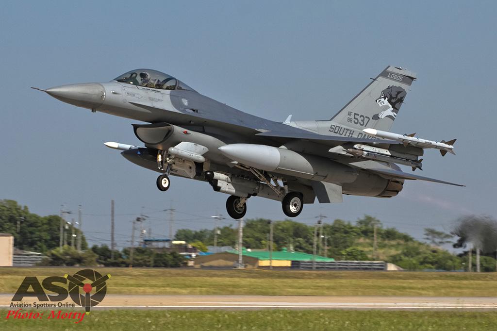 Mottys Kunsan TSP 114FW ANG Lobos F-16 0235