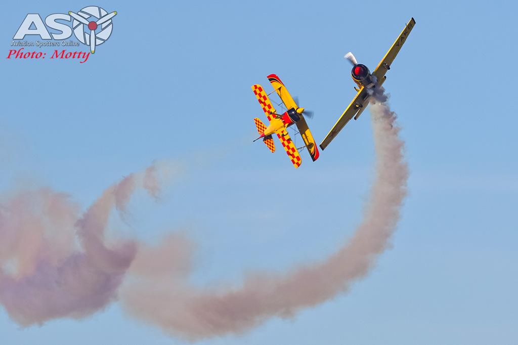 Mottys-Luskintyre-DEC-2018-05025-Aerohunter-Yak-52 VH-MHH-ASO