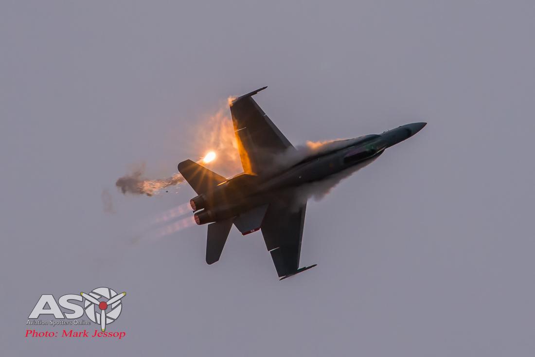 RAAF F/A-18A Hornet A21-35