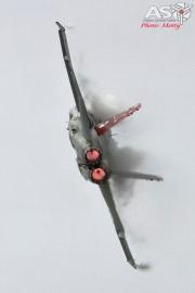 F/A-18 Hornet A21-35 Mattara display.