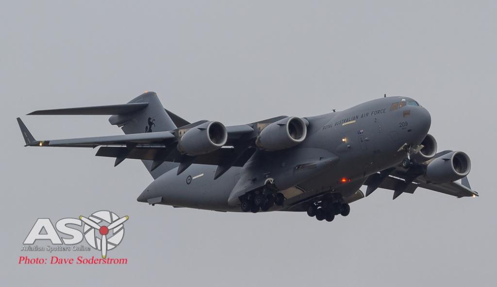 A41-209 RAAF C-17 ASO 1 (1 of 1)