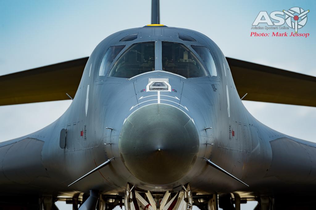 USAF B-1B