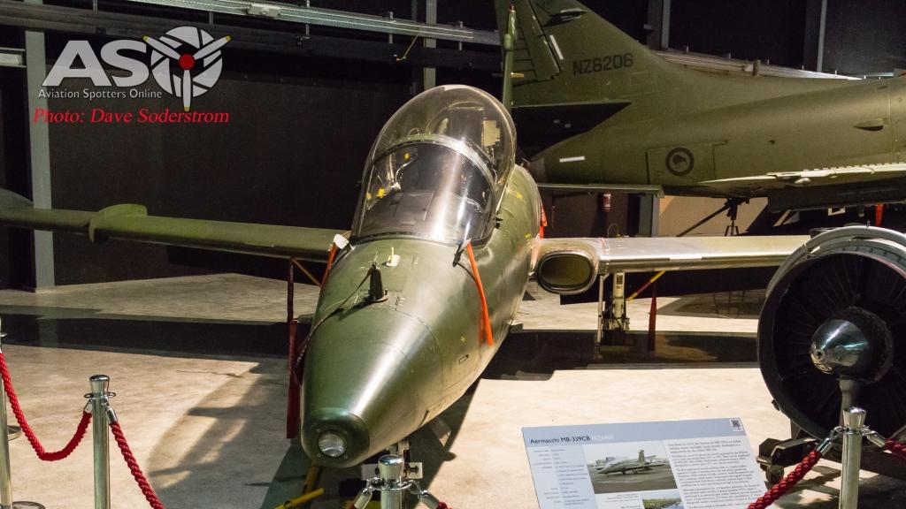 MOTAT Macchi MB-339 (1 of 1)