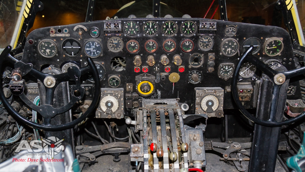 MOTAT Sunderland Cockpit (1 of 1)