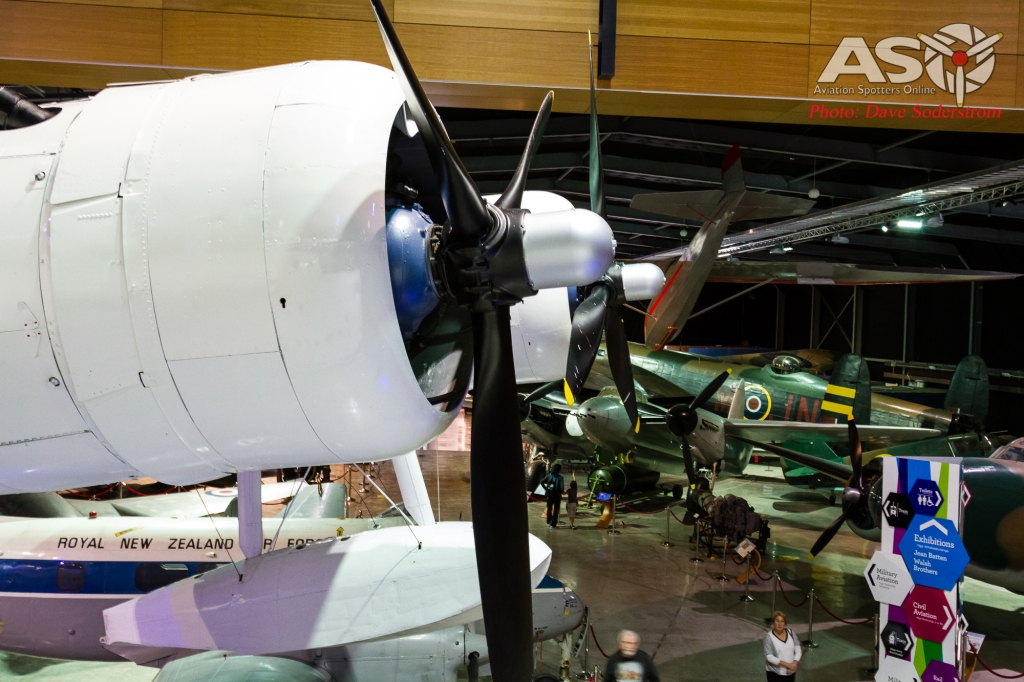 MOTAT SUnderland Engines (1 of 1)