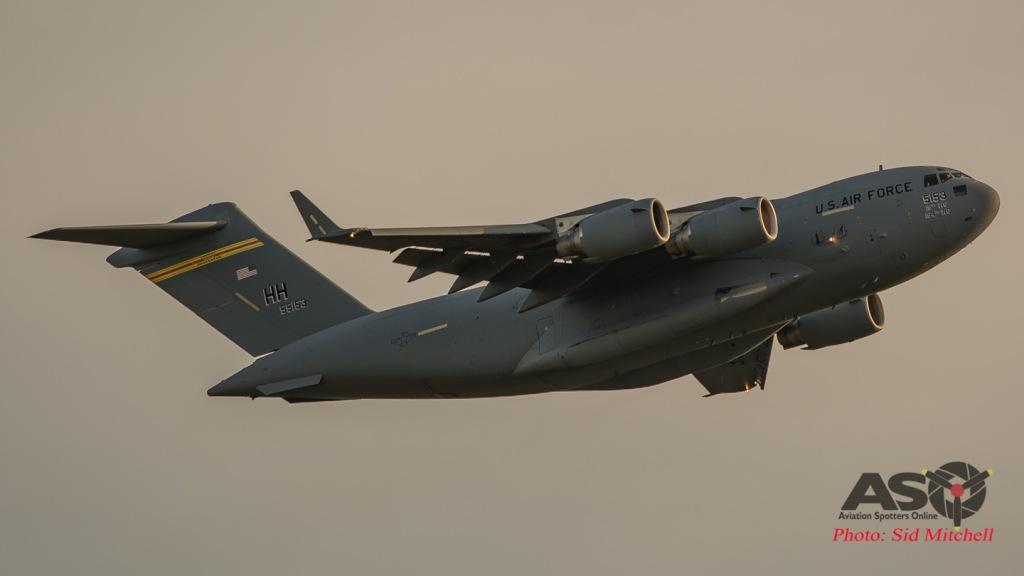lUSAF C-17 A Globemaster III