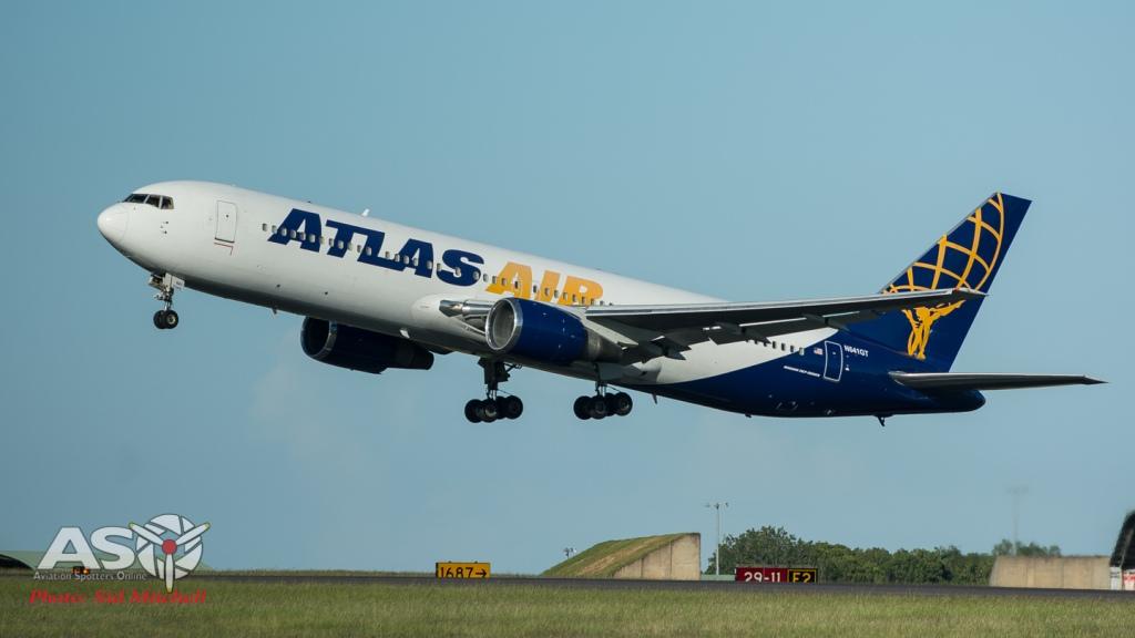 rAtlas Air B767-38E