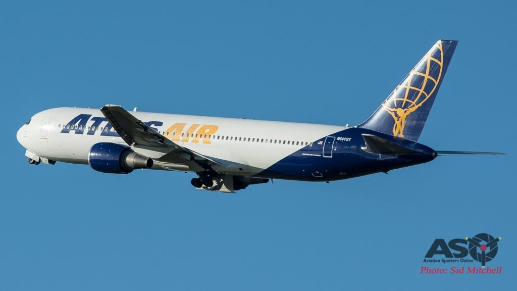 sAtlas Air B767-38E