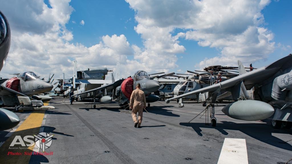 USS Bonhomme Richard LD6 2015