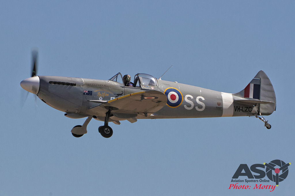 Mudgee 2016 Spitfire Kit-137