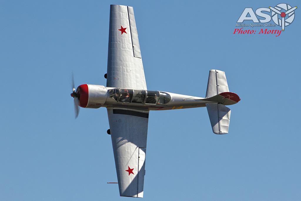 Mudgee 2016 Yak-132