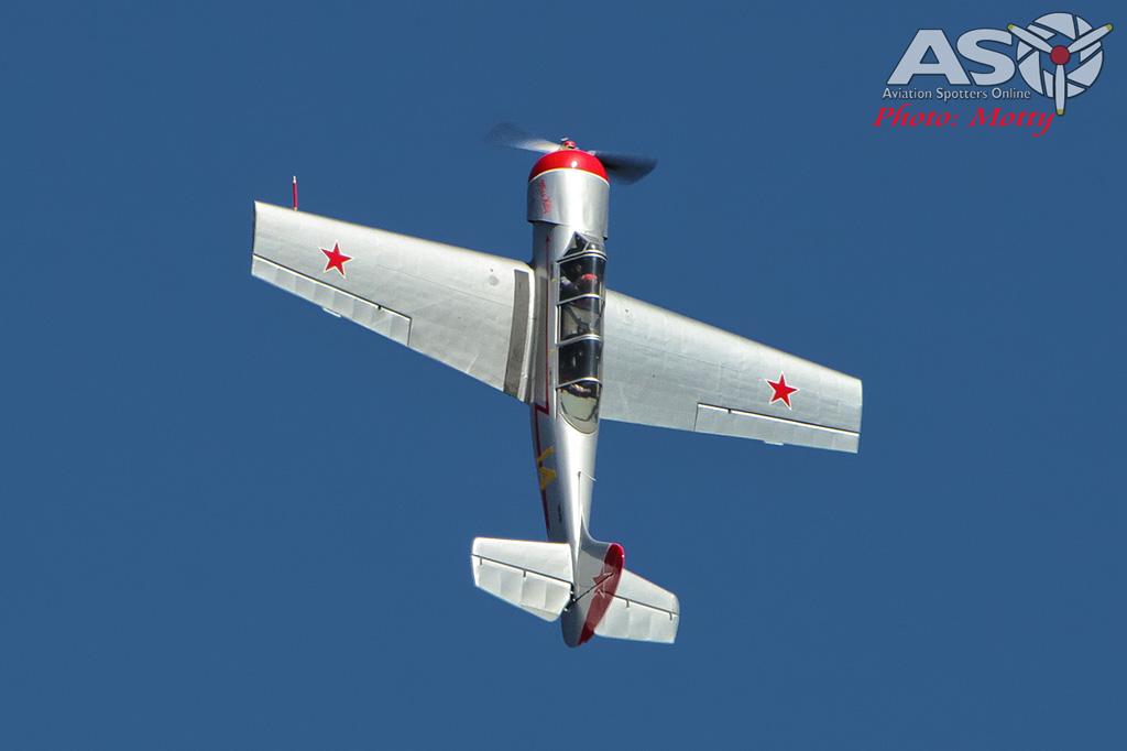Mudgee 2016 Yak-134